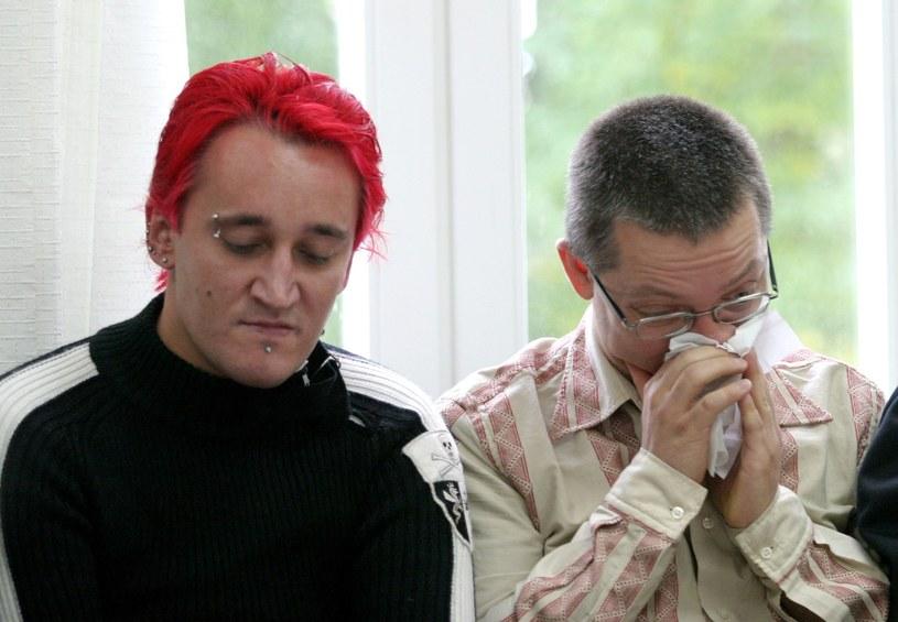 Michał Wiśniewski i Jacek Łągwa /- /East News