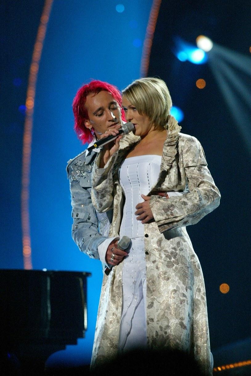 Michał Wiśniewski i Justyna Majkowska /AKPA