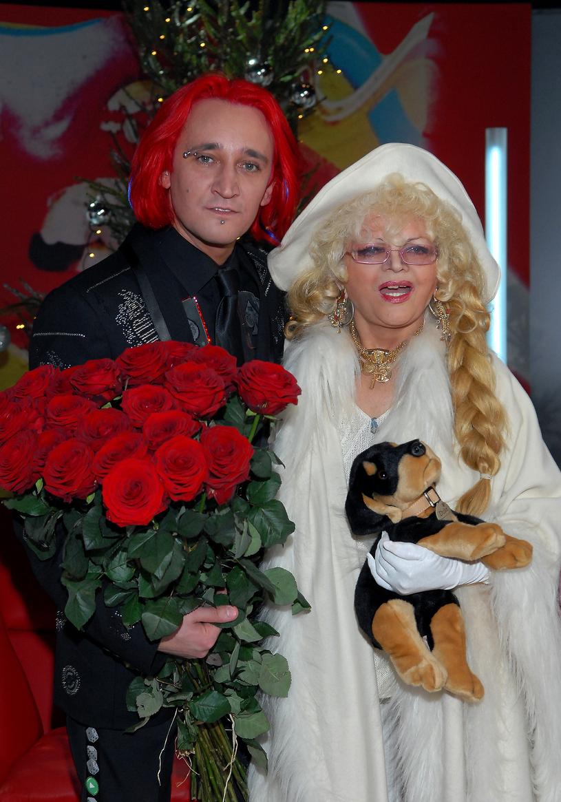 Michał Wiśniewski i Violetta Villas /MWMedia