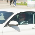 Michał Wiśniewski przyłapany w robiącym wrażenie samochodzie