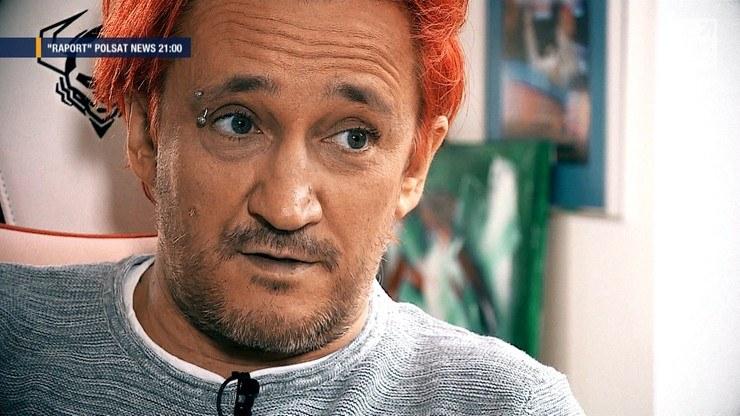 Michał Wiśniewski /Polsat News