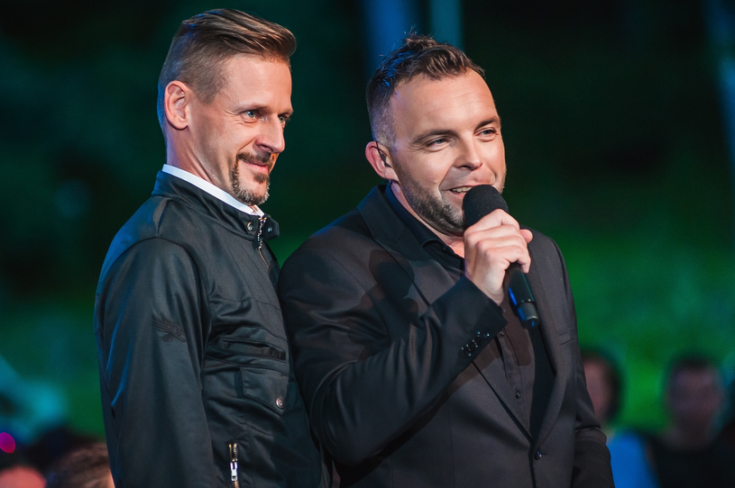 Michał Wójcik i Marcin Wójcik /Karol Makurat /Reporter