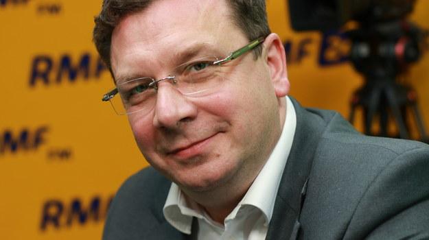Michał Wójcik /RMF FM