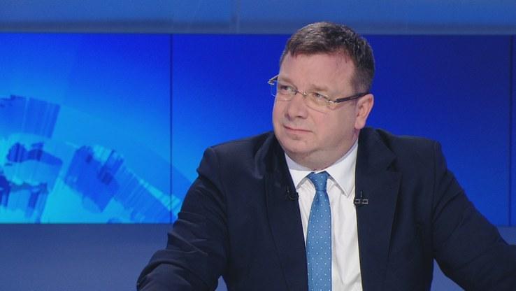 Michał Wójcik /Polsat News