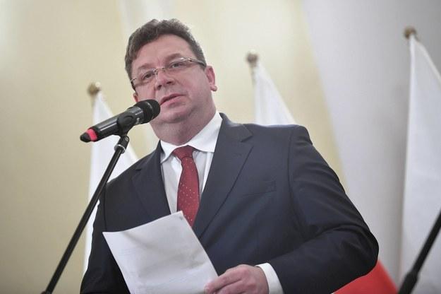 Michał Wójcik / Marcin Obara  /PAP