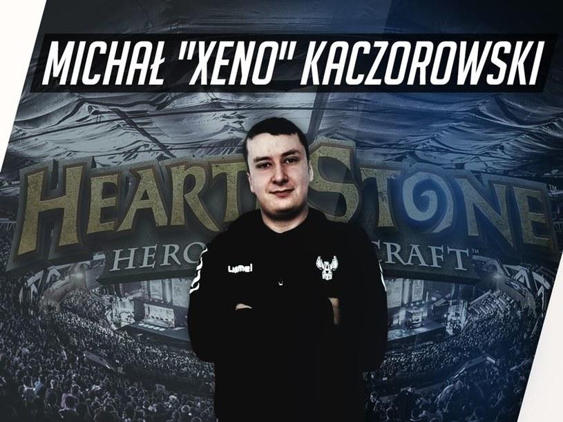 """Michał """"Xeno"""" Kaczorowski /materiały prasowe"""