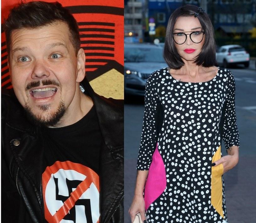 Michał zakpił z Minge /Andras Szilagyi /MWMedia