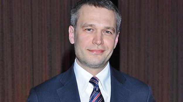 Michał Żebrowski / fot. Andras Szilagyi /MWMedia