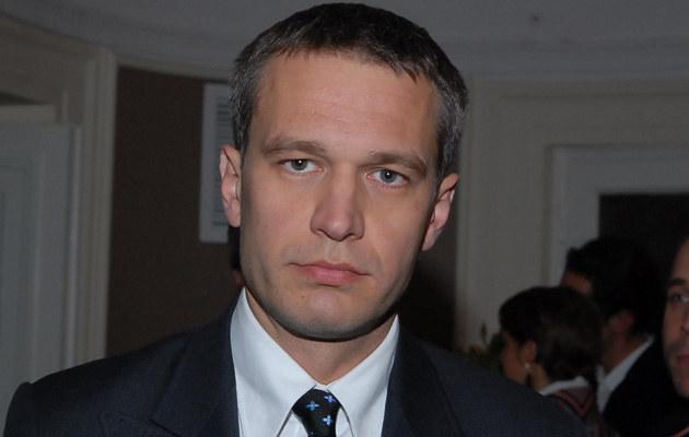 Michał Żebrowski /fot.Andrzej Szilagyi  /MWMedia