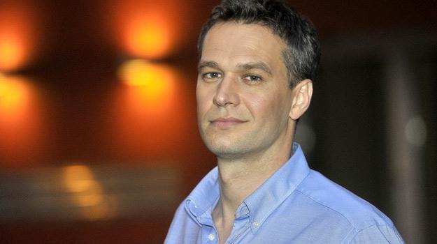 Michał Żebrowski jest zadowolny ze swych dotychczasowych osiągnięć /AKPA