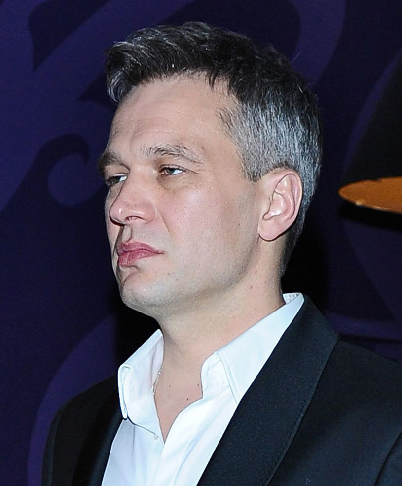 Michał Żebrowski /Andras Szilagyi /MWMedia