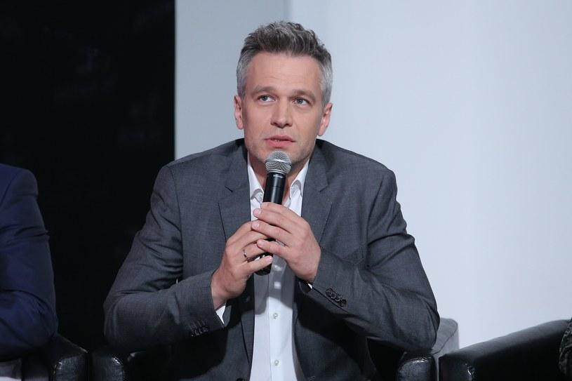 Michał Żebrowski /Paweł Wrzecion /MWMedia