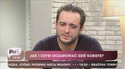 Michał Żurawski zdrazdza jakim słowem niezawodnie uwodzi