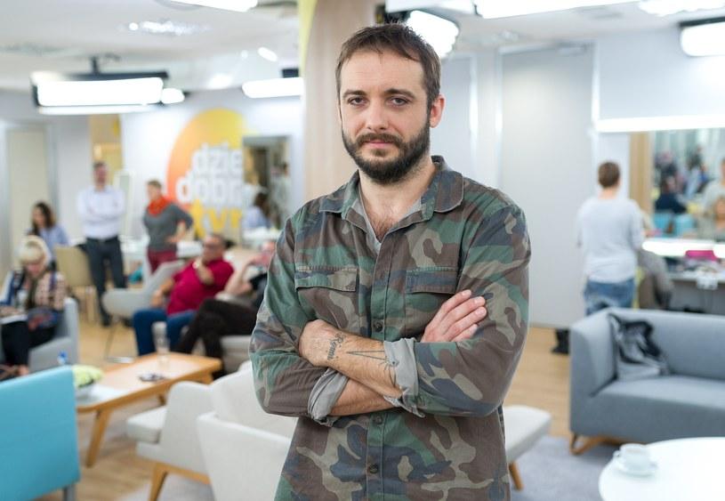Michał Żurawski /Bartosz Krupa /East News