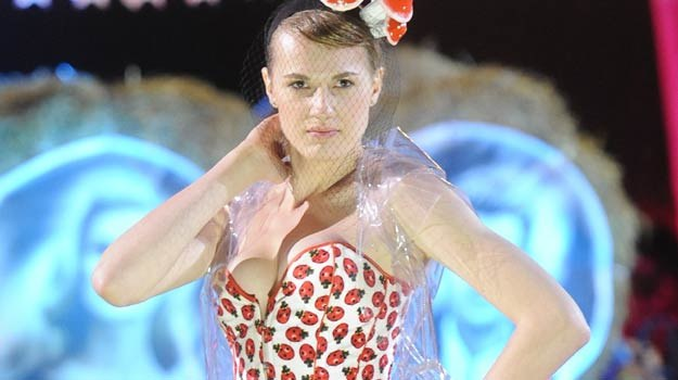 Michalina Manios urodziła się jako hermafrodyta. Teraz chce zostać modelką / fot. Jarosław Antoniak /MWMedia