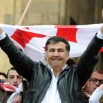 """Micheil Saakaszwili straszy """"okupacją"""". Ale Gruzini są już zmęczeni"""