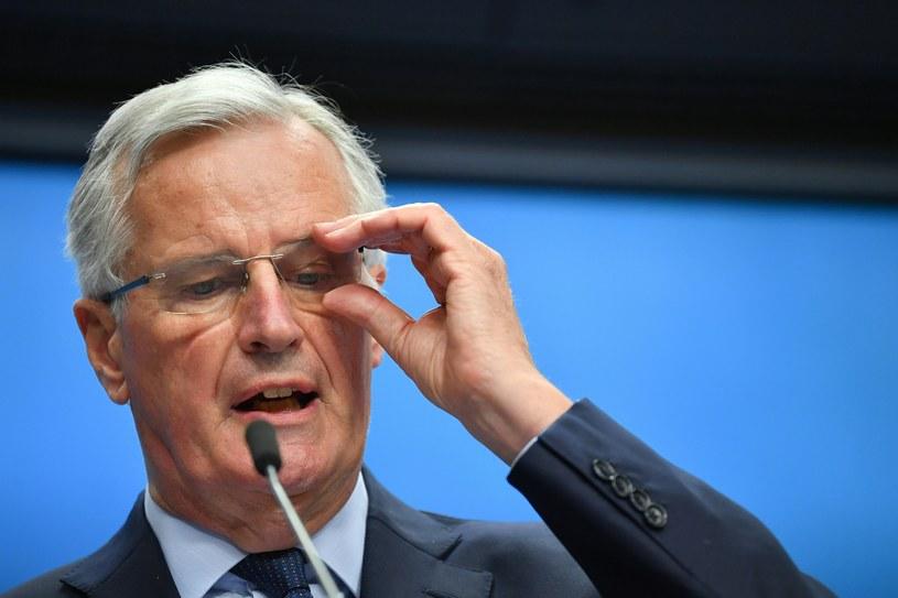 Michel Barnier /AFP