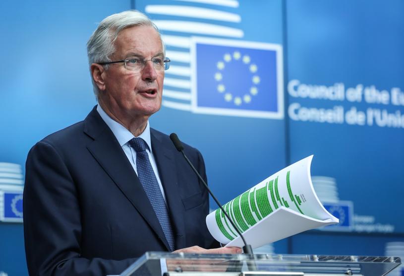 Michel Barnier /PAP