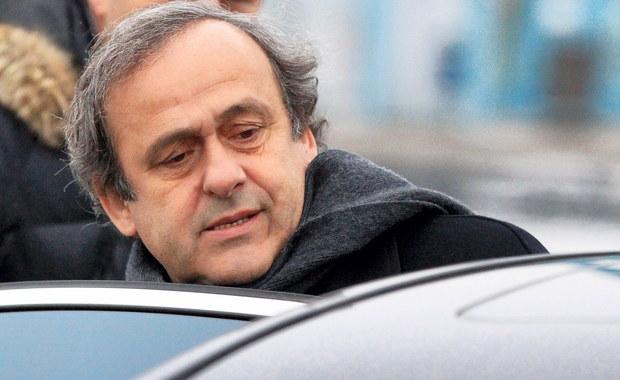 Michel Platini aresztowany. Chodzi o przyznanie mundialu Katarowi