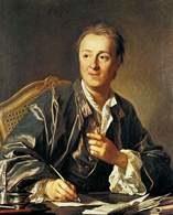 Michel Van Loo, portret Denisa Diderot /Encyklopedia Internautica