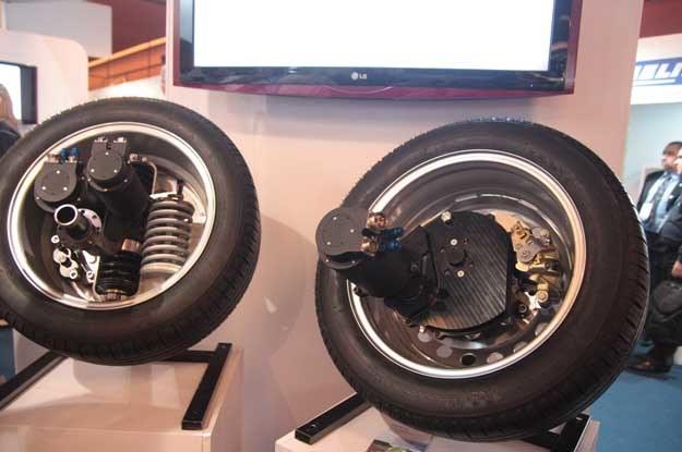 Michelin Active Wheel /INTERIA.PL