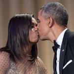 Michelle i Barack Obama świętują rocznicę ślubu