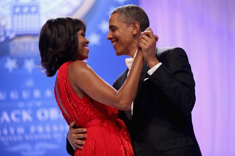 Michelle Obama i Barack Obama w czasie prezydentury / Chip Somodevilla / Staff /Getty Images