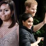 """Michelle Obama przerwała milczenie! Odniosła się do słów Meghan Markle! """"Modlę się o uzdrowienie tej rodziny"""""""
