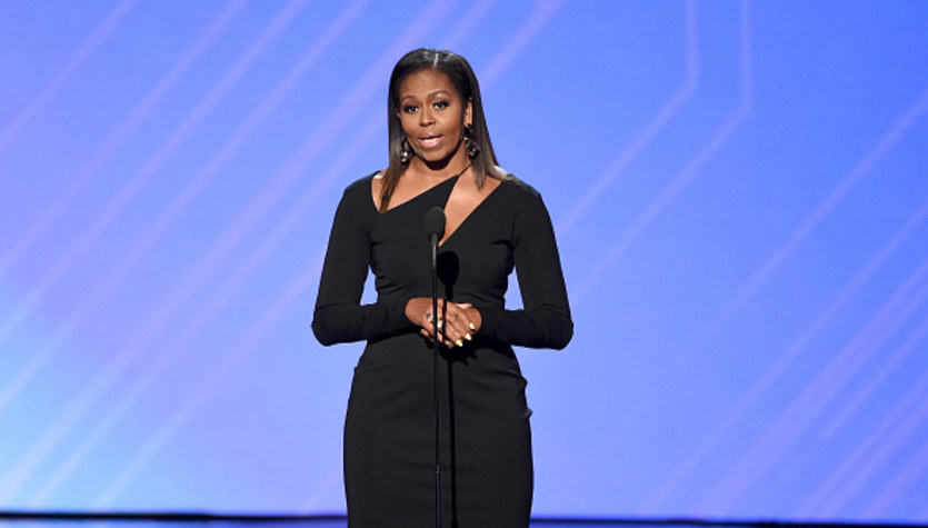 Michelle Obama szczerze o poronieniu i córkach, które urodziła dzięki in vitro