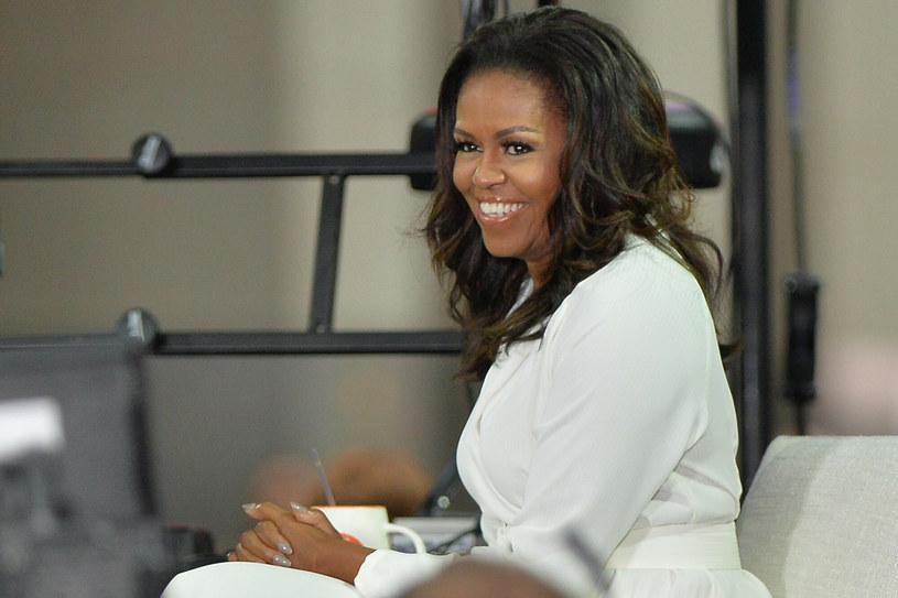 Michelle Obama w telewizji NBC /AUG/FaceToFace /Reporter