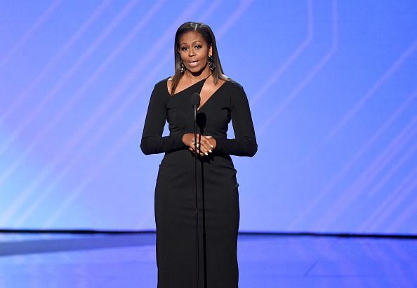Michelle Obama wydała autobiografię /Getty Images