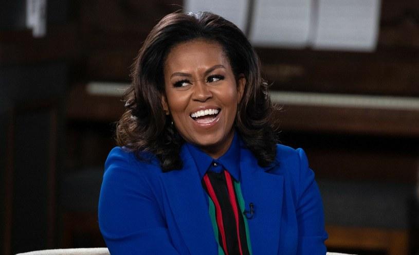 Michelle Obama za czasów prezydentury Baracka Obamy zachwycała urodą i świetnym wyczuciem stylu /Suzanne Cordeiro/REX/Shutterstock /East News