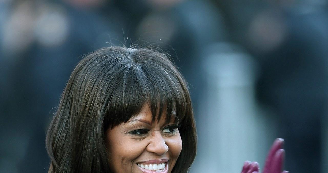 Michelle Obama zachwyciła Amerykanów podczas inauguracji