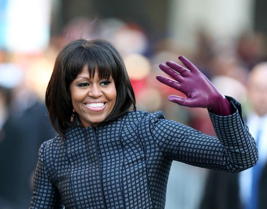 Michelle Obama zachwyciła Amerykanów /Chip Somodevilla /PAP/EPA