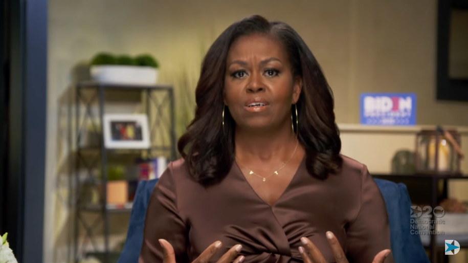 Michelle Obamy /PAP/EPA