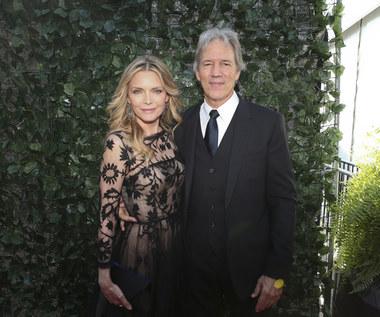 Michelle Pfeiffer: Dlaczego nie pracuje ze swoim mężem?