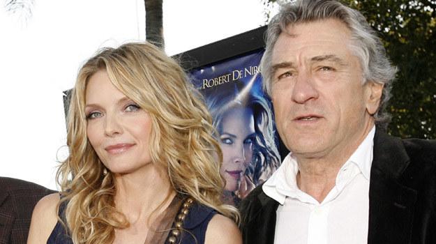 Michelle Pfeiffer i Robert De Niro znów spotkają się na planie filmowym / fot. Kevin Winter /Getty Images/Flash Press Media