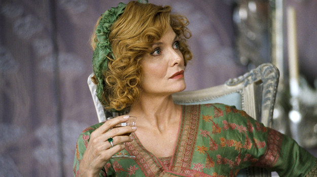 "Michelle Pfeiffer jako Lea de Lonval w filmie ""Chéri"" /materiały dystrybutora"