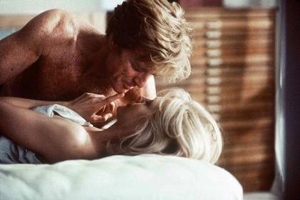 Michelle Pfeiffer na ekranie rozpalała zmysły /Collection Christophel /East News