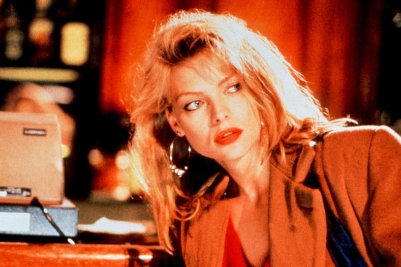 """Michelle Pfeiffer w """"Wspaniali bracia Bakerowie"""" (1989) /materiały dystrybutora"""