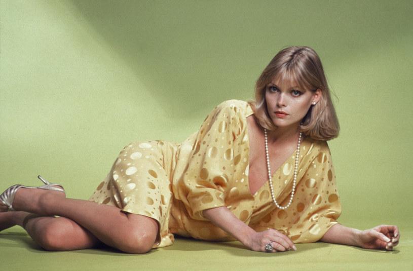Michelle Pfeiffer wygląda świetnie mimo upływu czasu /Collection Christophel /East News