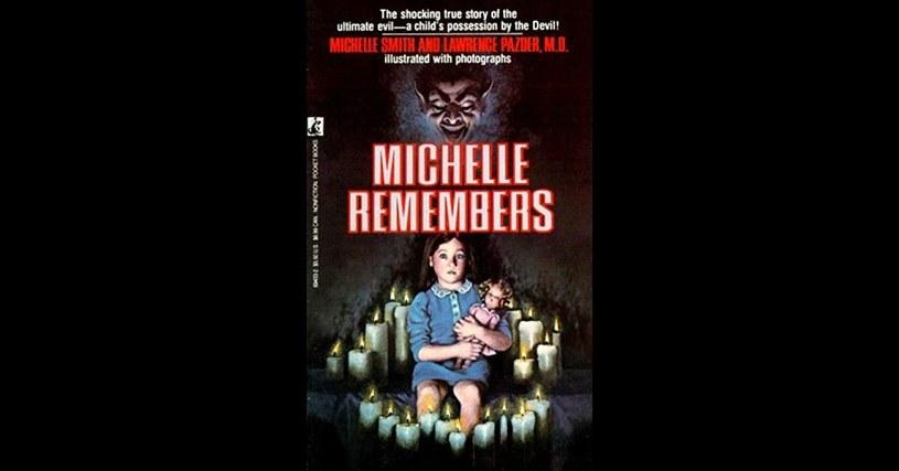"""""""Michelle remembers"""" - okładka książki z 1980 roku /Wikimedia Commons /domena publiczna"""