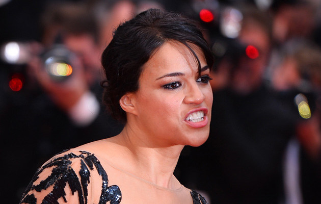 Michelle Rodriguez /ANADOLU AGENCY /Getty Images