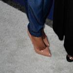 Michelle Williams w za dużych butach!