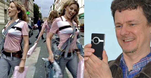 Michelowi Gondry'ego udało się sklonować Kylie Minogue - fot. Francois Durand /Getty Images/Flash Press Media