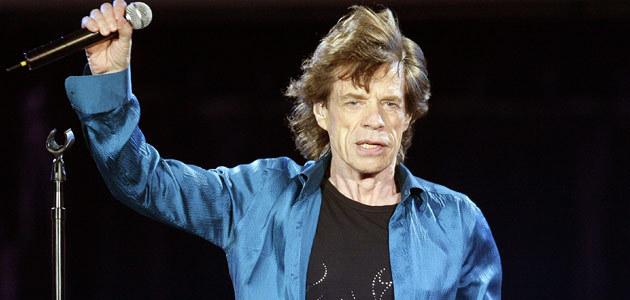 Mick Jagger  /AFP