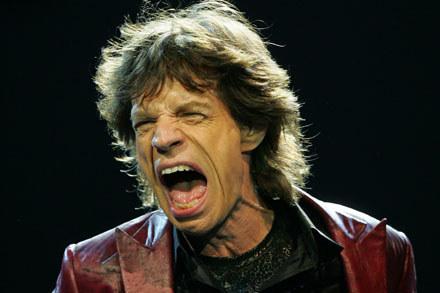 """Mick Jagger (The Rolling Stones) przed chwilę zobaczył listę """"Forbesa"""" /arch. AFP"""