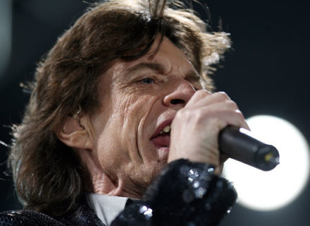 Mick Jagger (The Rolling Stones) /arch. AFP