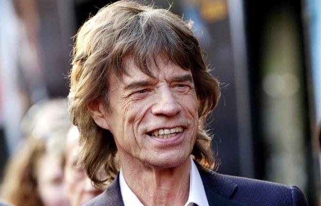 Mick Jagger /JOHN ANGELILLO /PAP/EPA