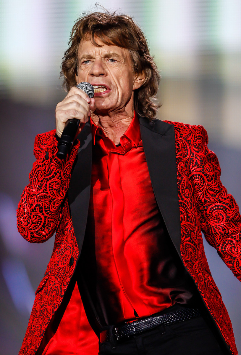 Mick Jagger /Michael Hickey /Getty Images